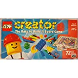 LEGO Creator: The Race to Build It Board Game