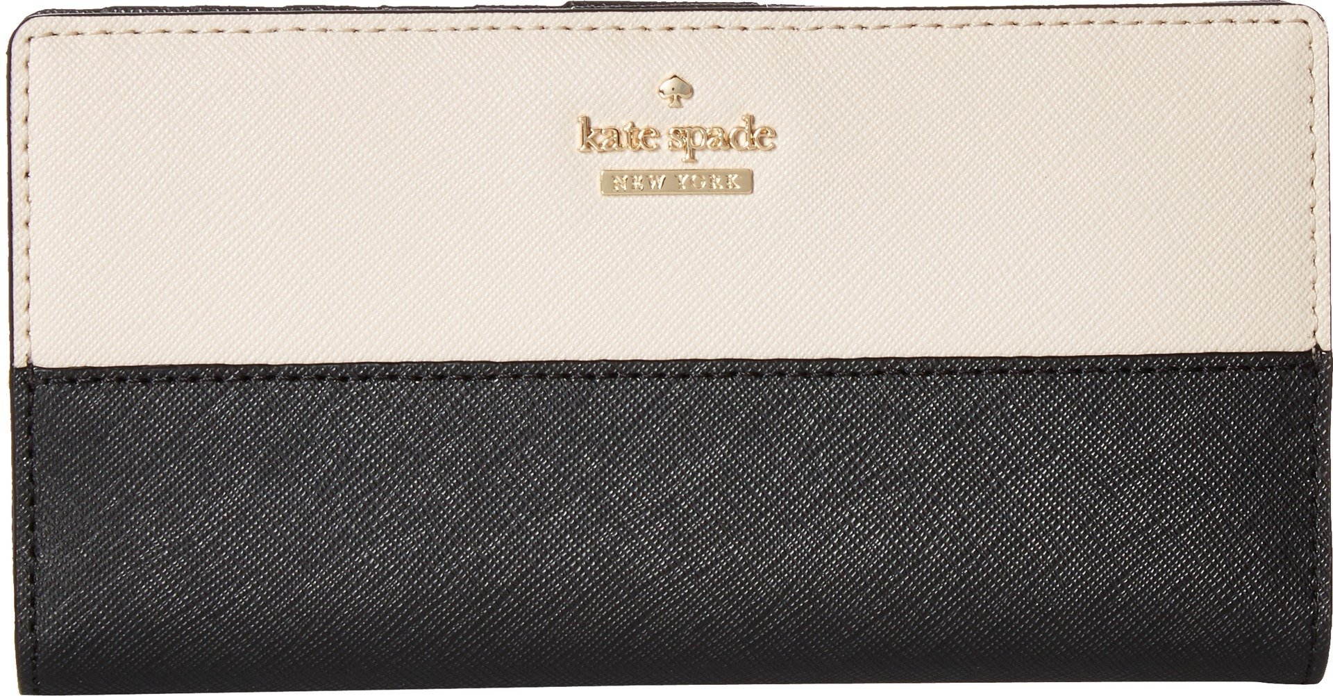 Kate Spade New York Women's Cameron Street Stacy Black/Tusk One Size