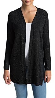 89thmadison Ultra Comfortable Open Front Cardigan With Long Sleeves