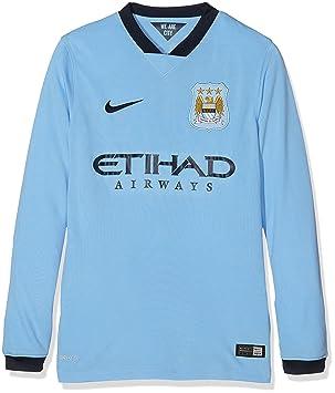 Nike 611059-489-XL - Camiseta de equipación de fútbol para niño, Color