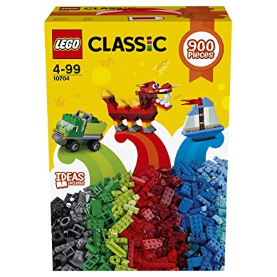 Lego Lego Classic 10704 900 Pieces: Toys & Games