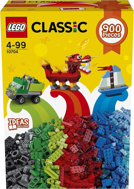 LEGO Juego Classic 10704 Creativo de construcciones: Amazon.es: Juguetes y juegos