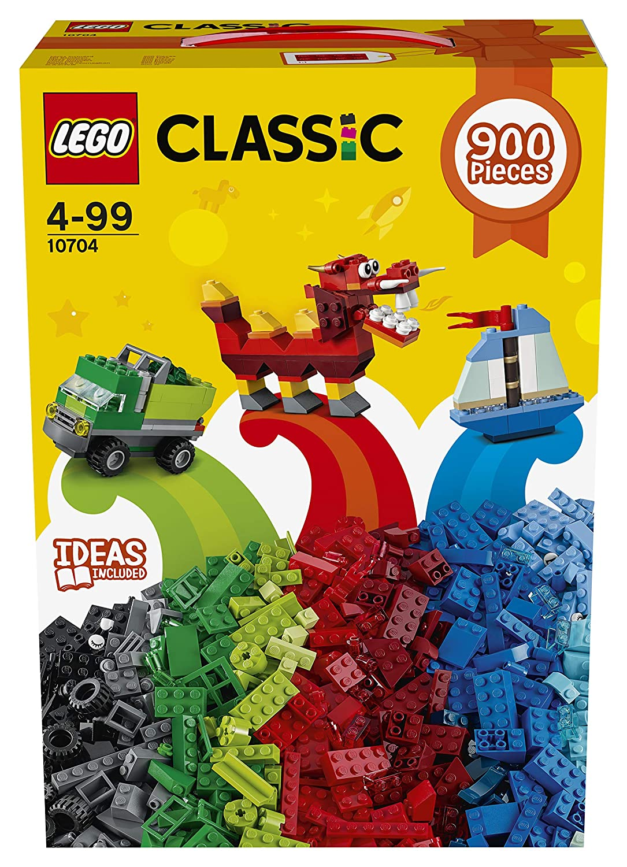 Amazon.com: LEGO Lego Classic 10704 900 piezas: Toys & Games