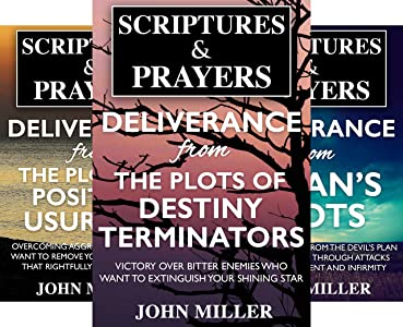 Scriptures & Prayers Spiritual Plots Series (9 book series) Kindle