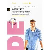 Komplett. Kursbuch-Arbeitsbuch. Per le Scuole superiori. Con CD-ROM. Con e-book. Con espansione online: 2