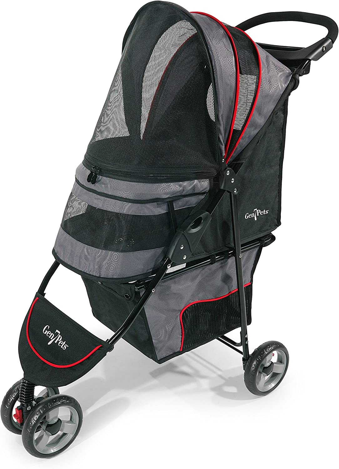 Gen7 Regal Plus Pet Stroller for Dogs and Cats Lightweight, Compact and Portable with Durable Wheels