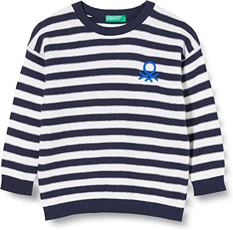 United Colors of Benetton Baby-Jungen Maglia G//C M//L Pullover