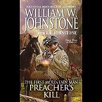 Preacher's Kill (Preacher/The First Mountain Man Book 24) book cover