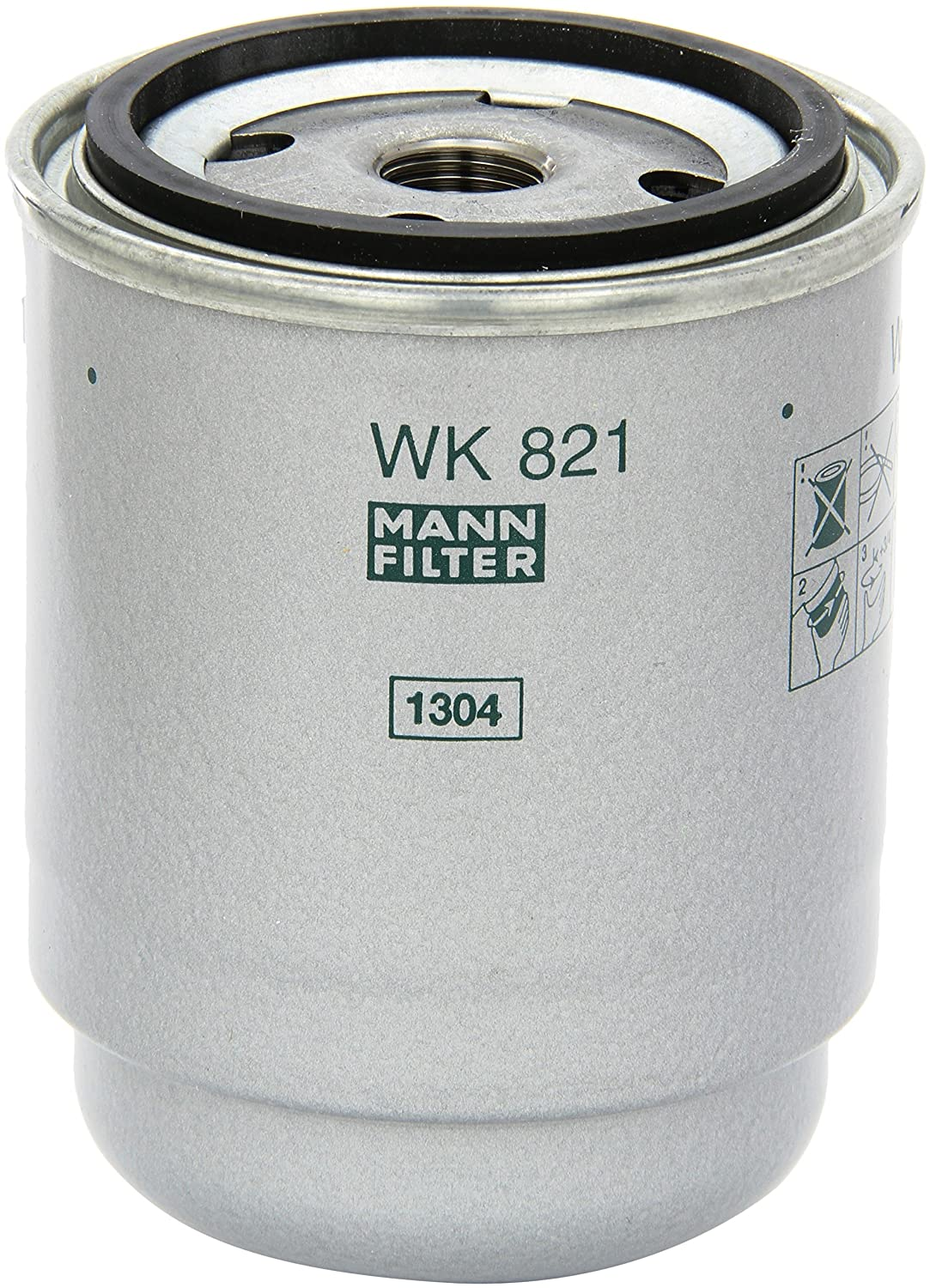 Mann Filter WK821 Filtro Combustible