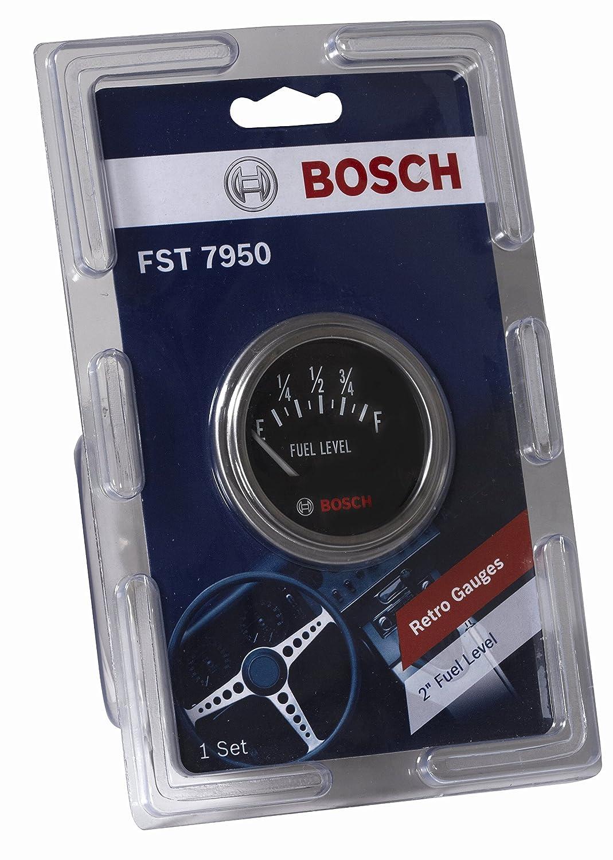 Bosch SP0F000031 Retro Line 2 Electric Fuel Level Gauge