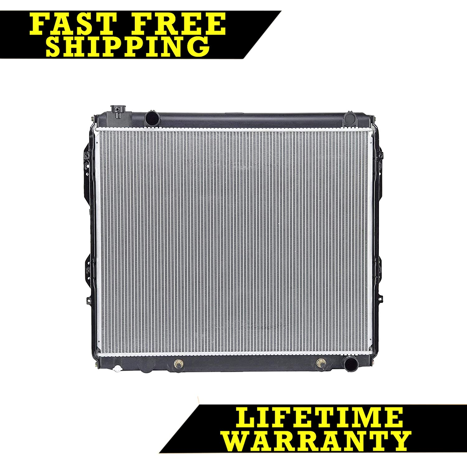 RADIATOR FOR TOYOTA FITS TUNDRA 4.7 V8 8CYL 22-5/8 INCH CORE HEIGHT 2321 Sunbelt Radiators