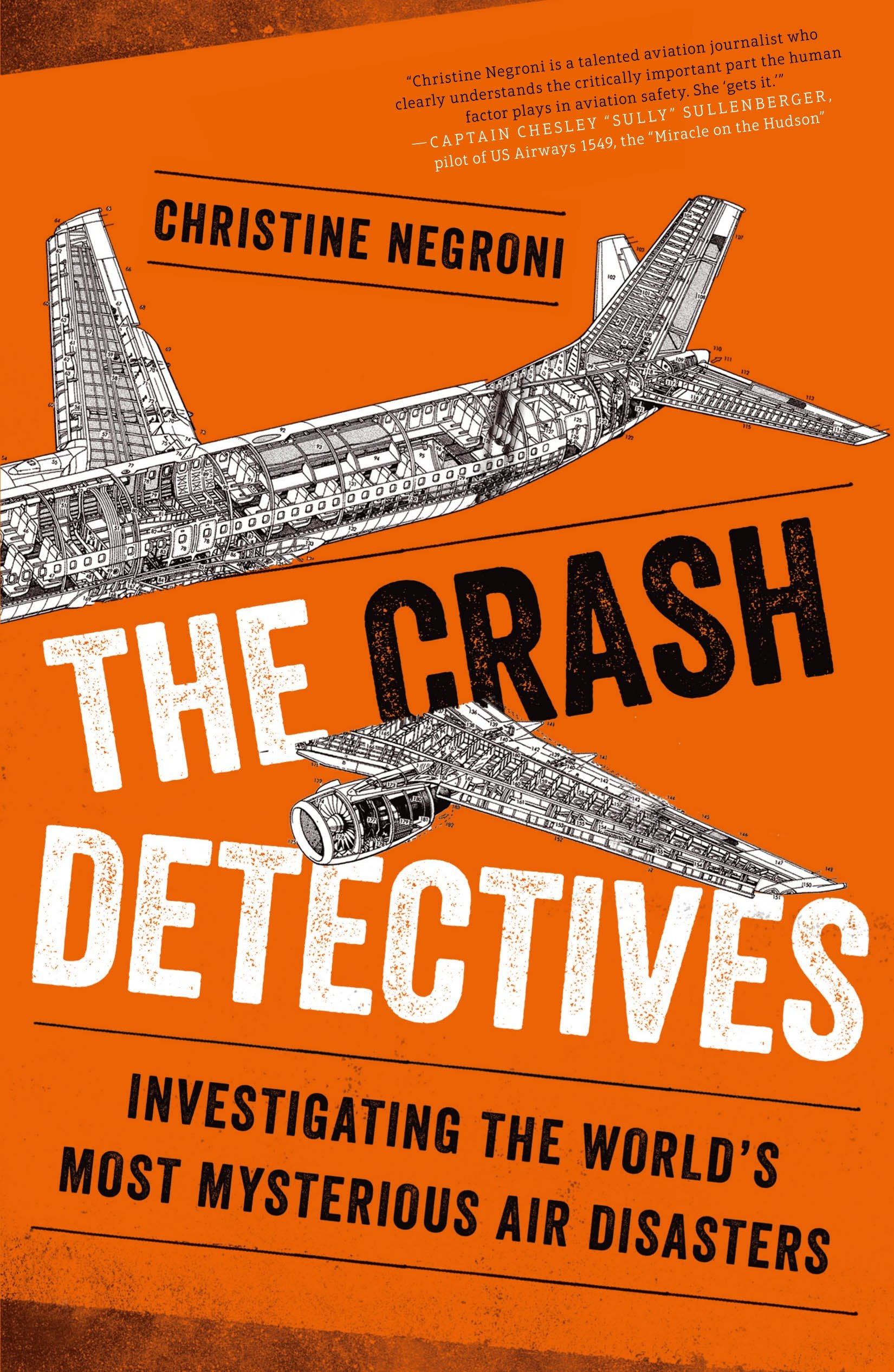 Mysterious air crash