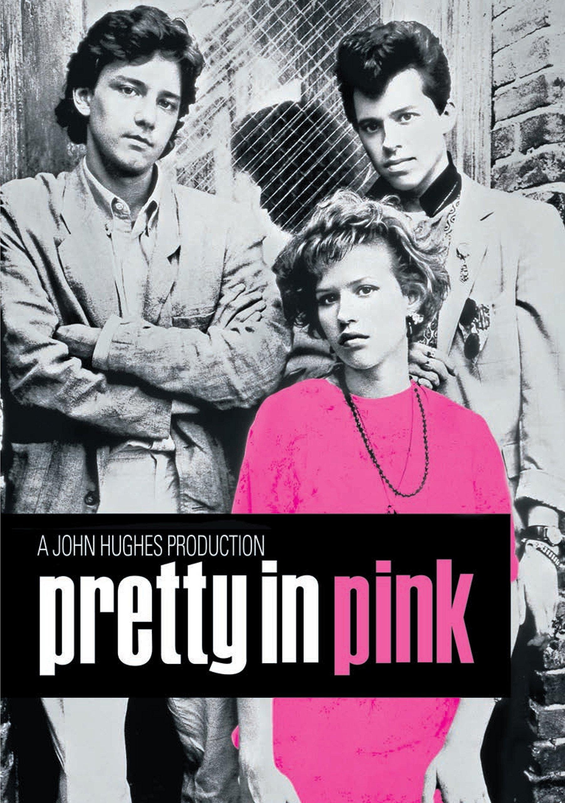 DVD : Pretty in Pink (DVD)