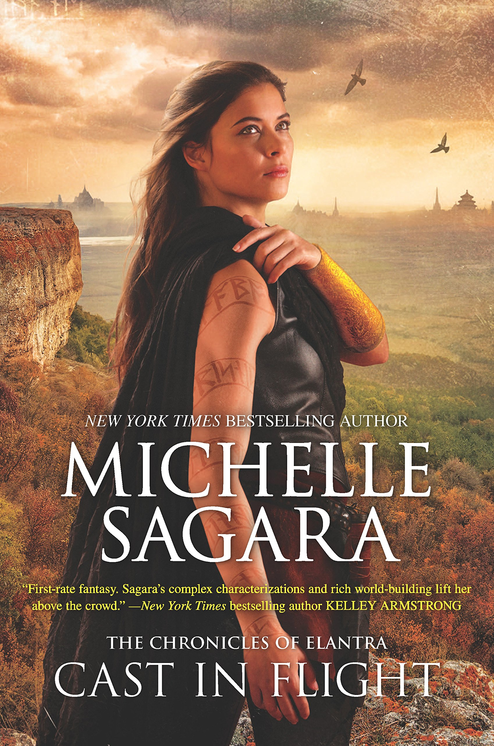 Amazon: Cast In Flight (chronicles Of Elantra) (9780778319702): Michelle  Sagara: Books