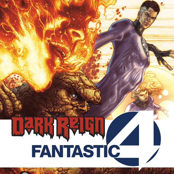Dark Reign Fantastic Four (Dark Reign: Fantastic Four (Issues) (5 Book Series))