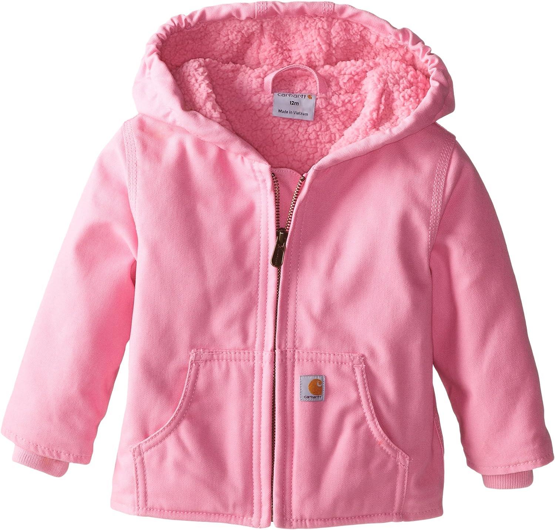 Carhartt girls Redwood Jacket Sherpa Lined: Clothing