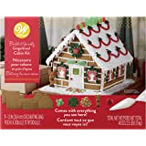 Wilton Build-it-Yourself Gingerbread Cabin Decorating Kit