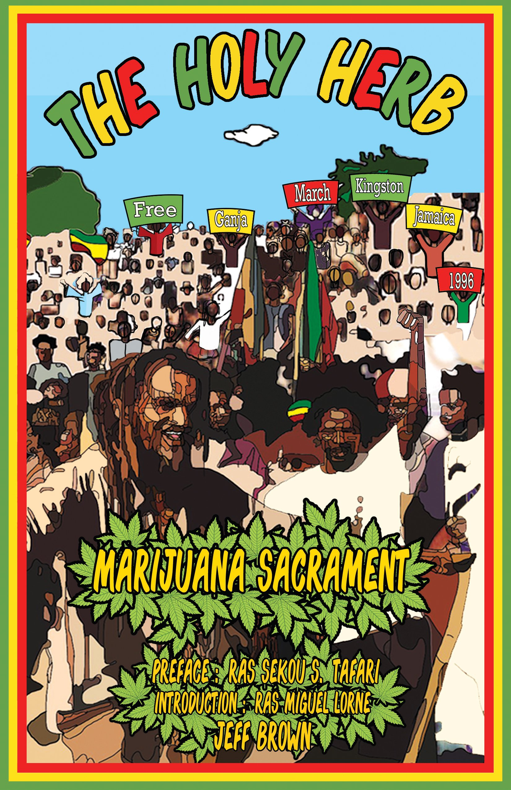 Read Online Holy Herb: Marijuana Sacrament ebook