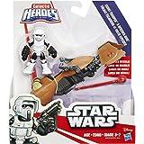 NEW! STAR WARS Galaxy Heroes HAN SOLO /& TAUNTAUN playset Hoth Playskool toy