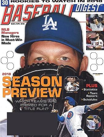 Baseball Digest Amazoncom Magazines