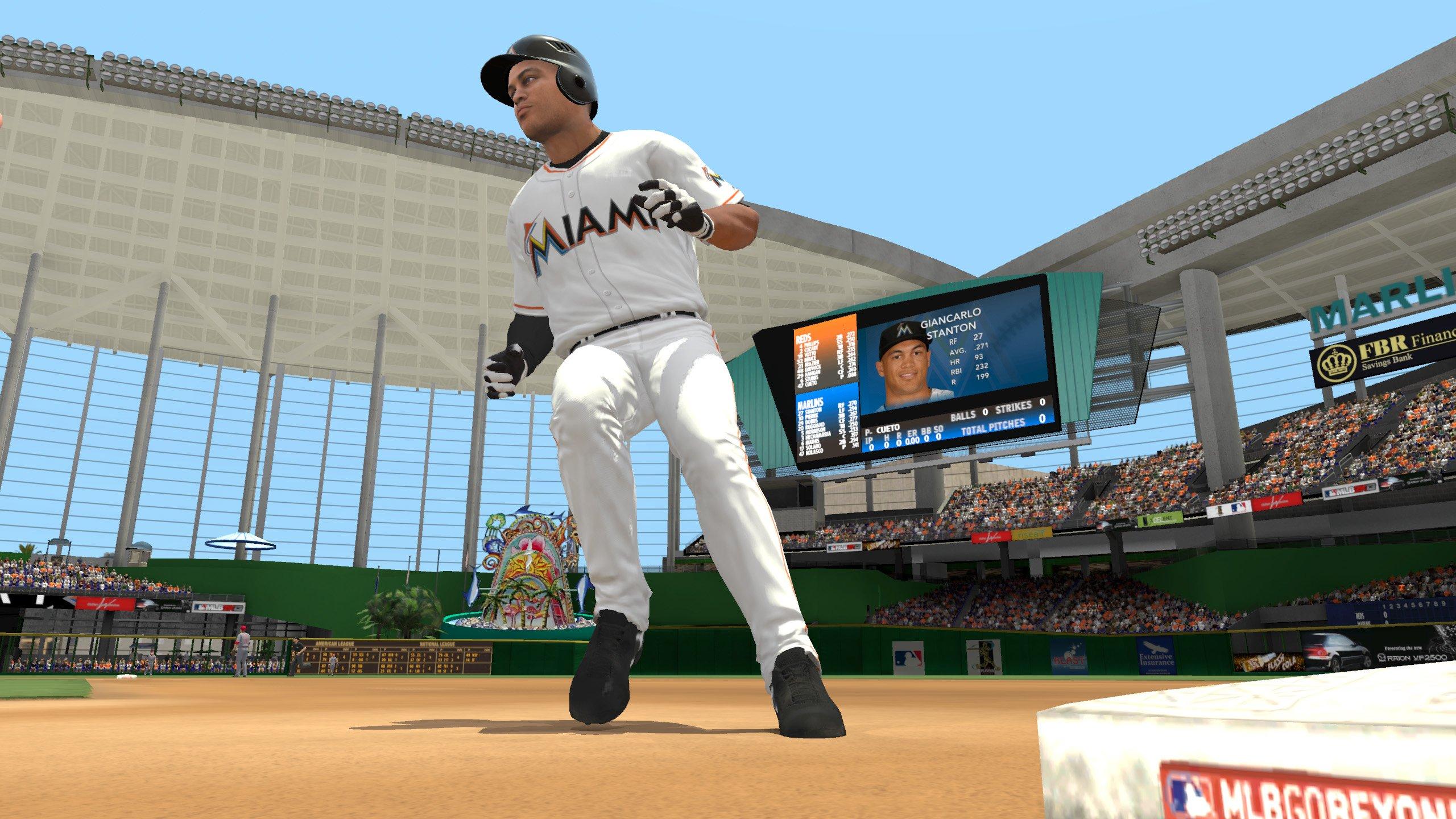 2k14 baseball xbox 360