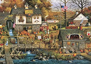 product image for Buffalo Games - Charles Wysocki - Olde Buck's County - 300 Large Piece Jigsaw Puzzle