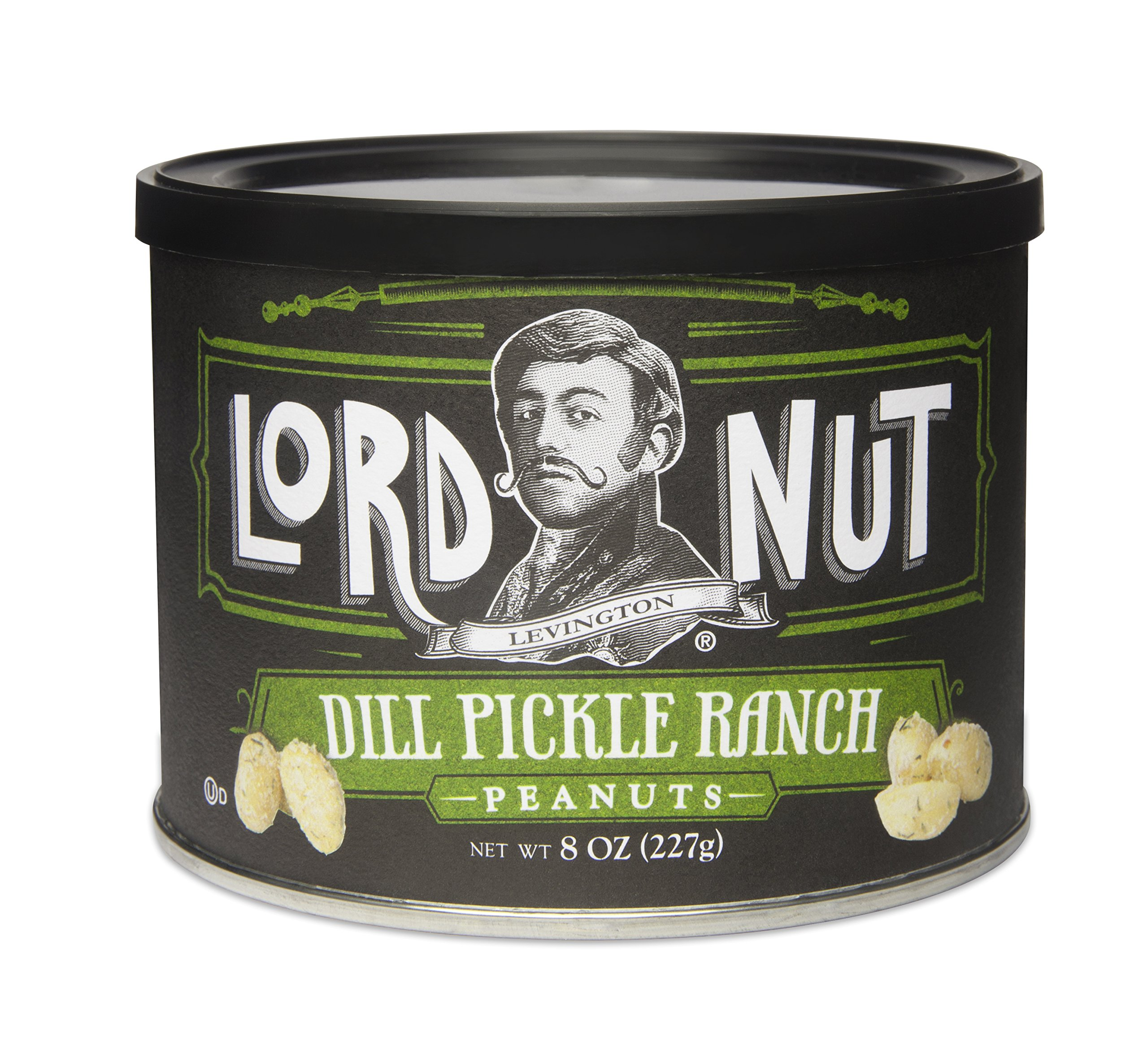 Lord Nut Levington Peanut Dill Pickle Ranch, 8 oz