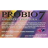 Probio 7 Advanced Formula Probiotics – Economy Pack of 60 Capsules