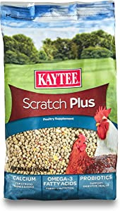 Kaytee Chicken Supplements, 3Ib