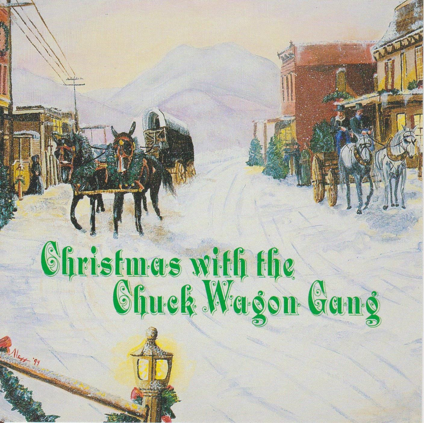 Christmas With the Chuck Wagon Gang