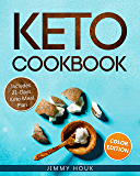 Keto Cookbook: Keto Cookbook for Beginners 2020 with 21-Days Keto Meal Plan: Keto Diet: Keto Diet for Beginners: Keto…