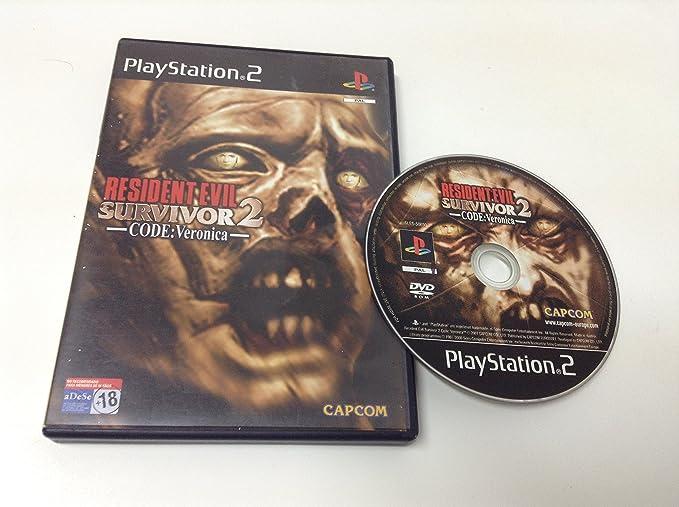 Resident Evil Survivor 2 - Code Veronica - PS2 Edic. Española: Amazon.es: Videojuegos