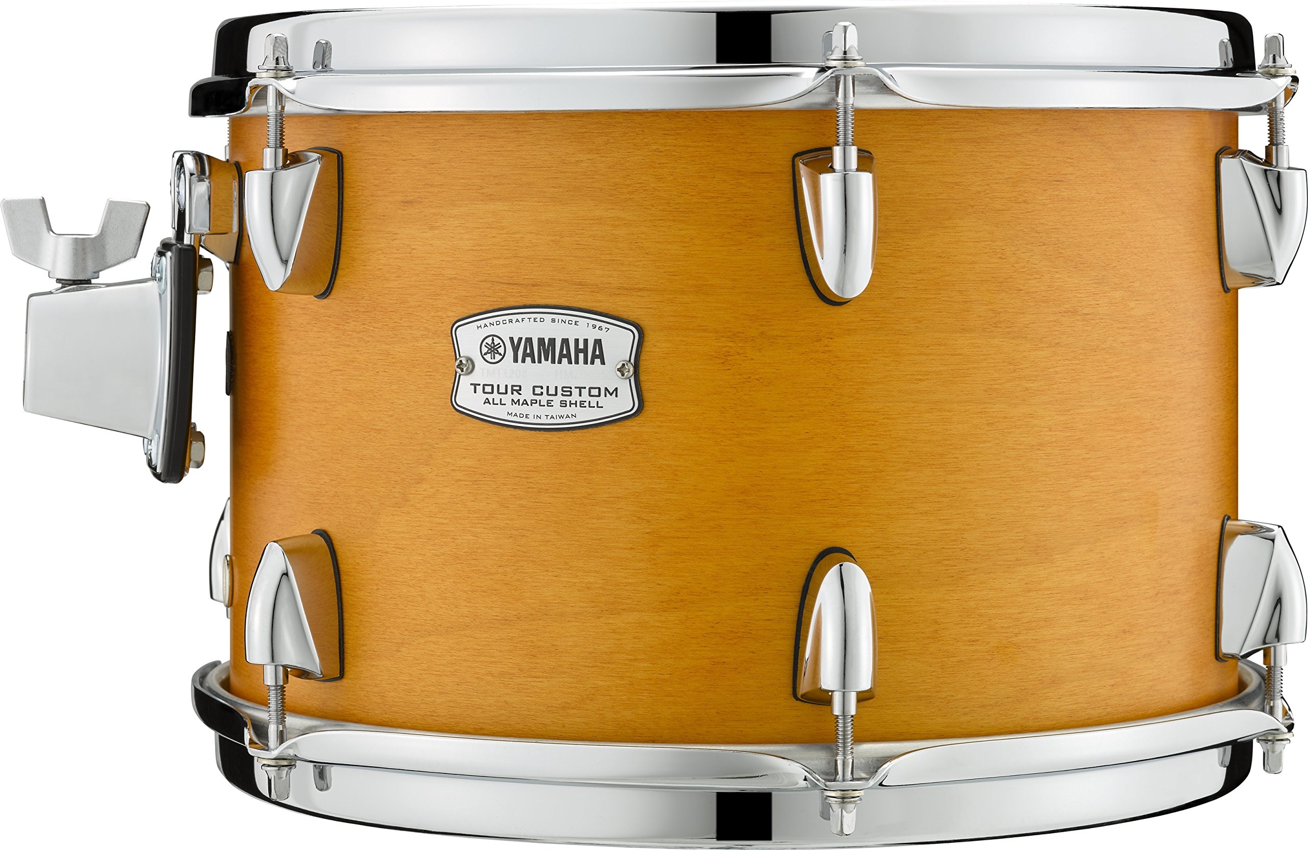 Yamaha Tour Custom Maple 13'' x 9'' Rack Tom, Caramel Satin