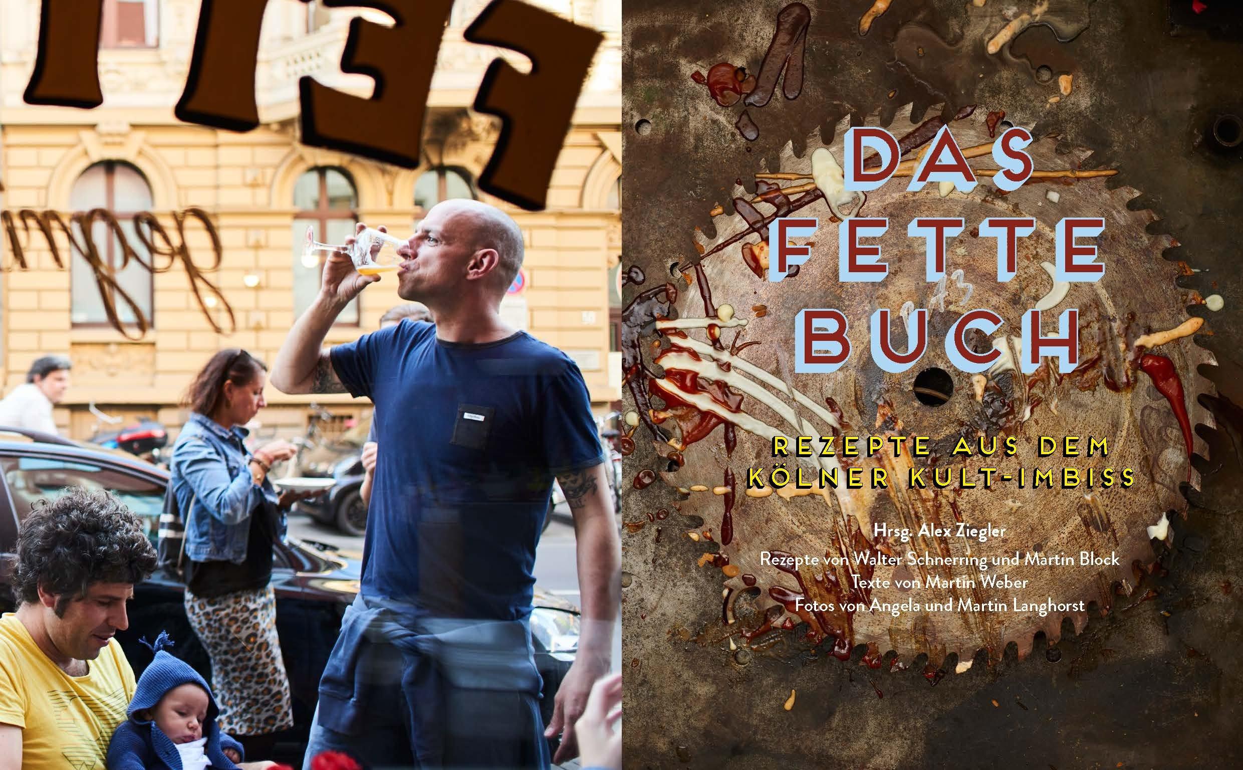 Das fette Buch: Burger, Bier und Fritten: Amazon.de: Alex Ziegler ...