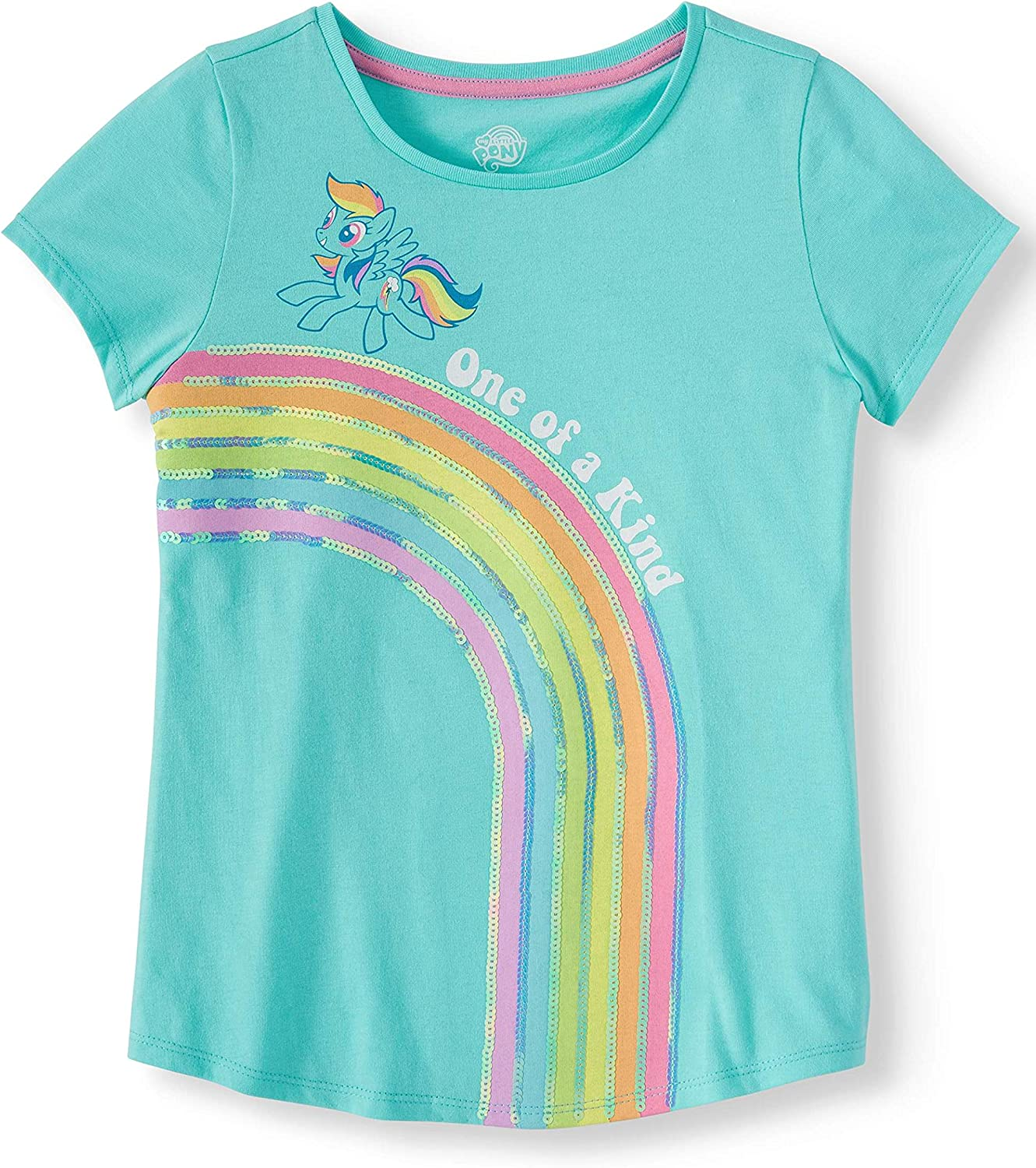 My Little Pony Best Friends Patterns Coral Toddler T-Shirt