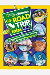 NGK Ultimate U.S. Road Trip Atlas, 2nd Edition Paperback