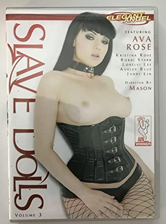 Slave Dolls Xxx Rated Dvd Featuring Ava Rose