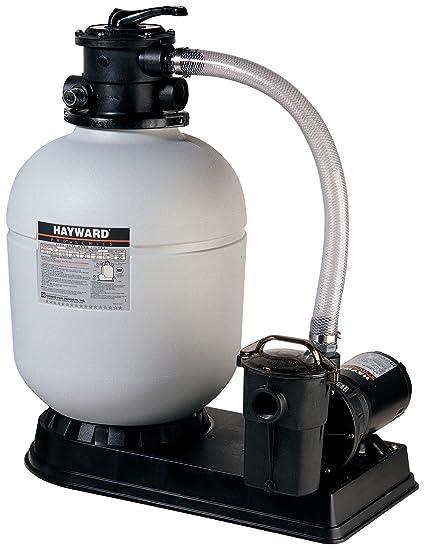 Amazon Hayward S180t92s Proseries 18 Inch 1 Hp Sand Filter