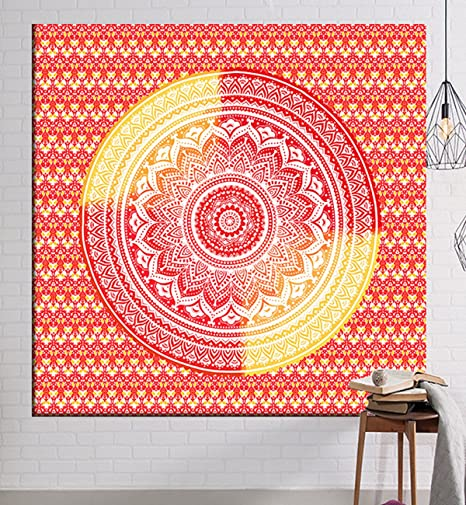 lecoon tapiz pared India Hippie Mandala toalla de playa ...