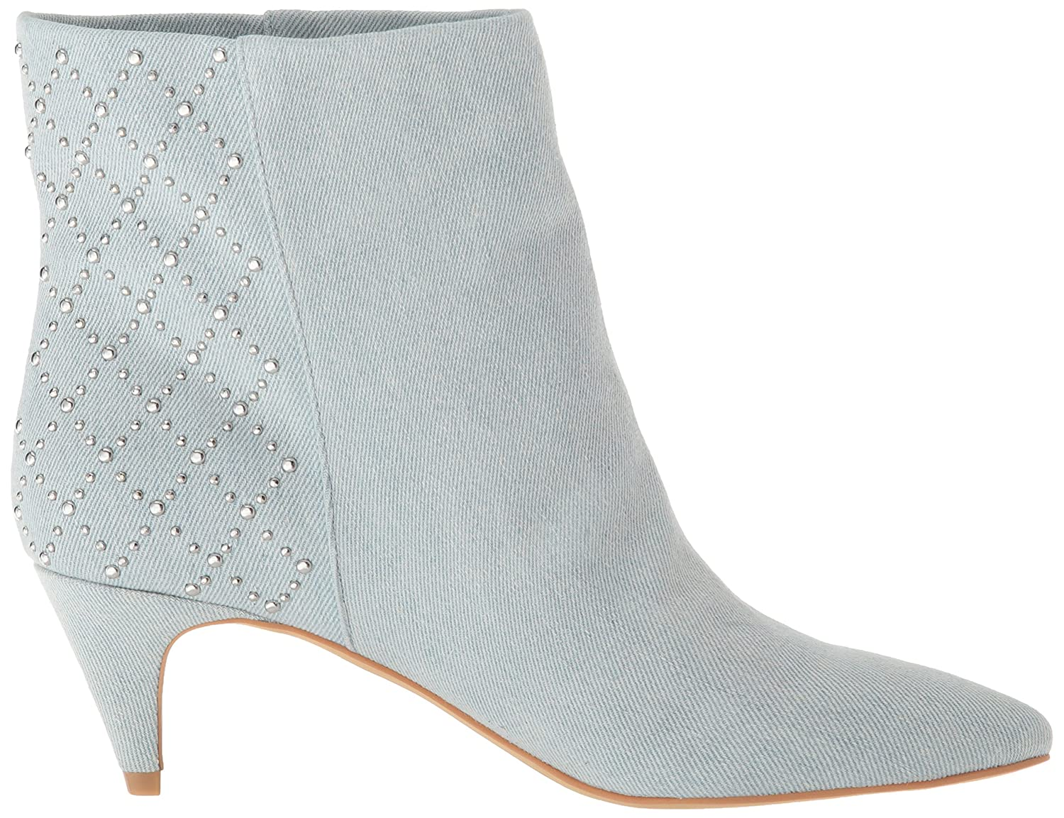 Dolce Vita Women's Dot Ankle Boot Blue B07CD637RF 9 B(M) US|Light Blue Boot Denim b43ba0