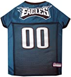 Amazon Price History for:NFL PET JERSEY. - Football Licensed Dog Jersey. - 32 NFL Teams Available. - Comes in 6 Sizes. - Football Pet Jersey. - Sports Mesh Jersey. - Dog Jersey Outfit.