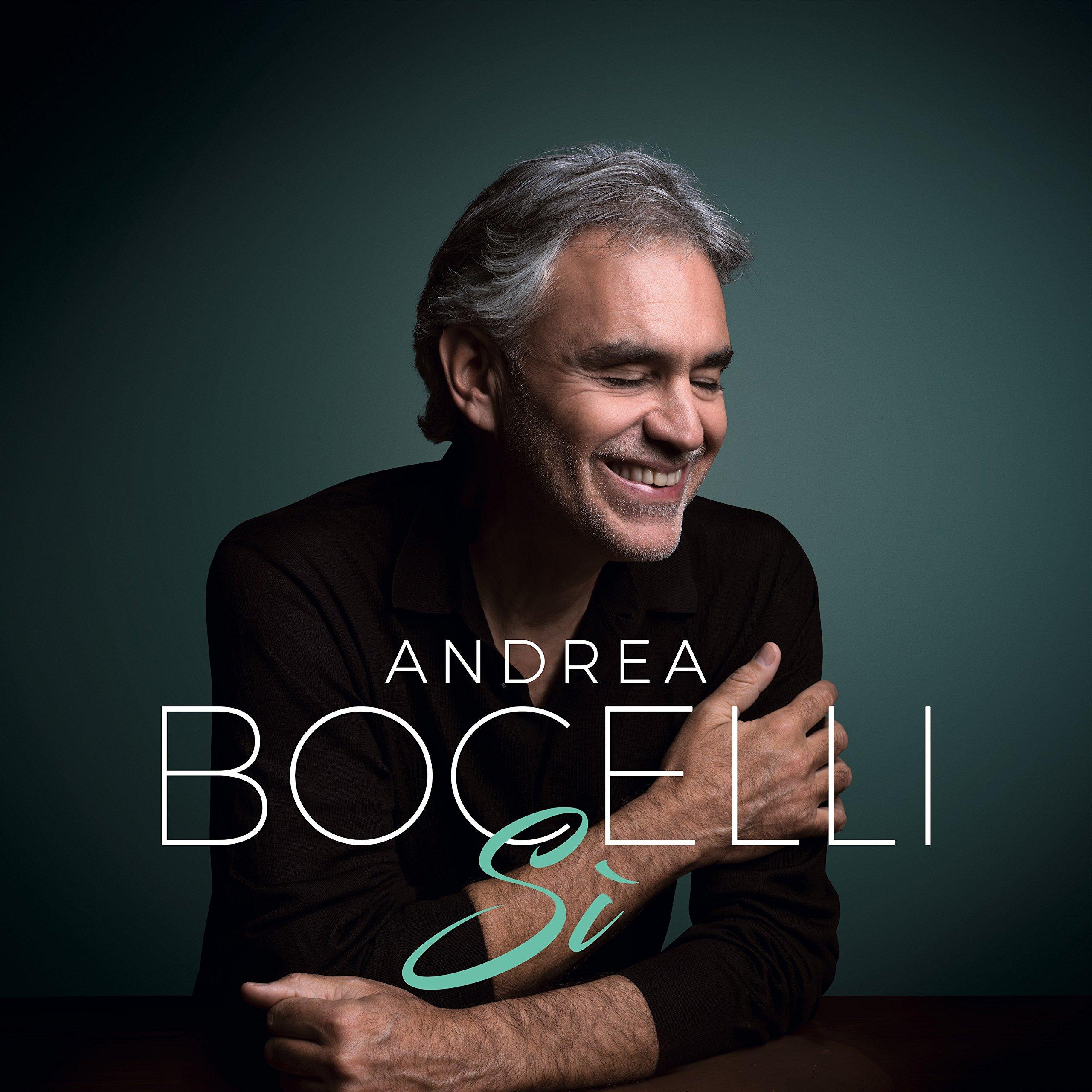 CD : Andrea Bocelli - Si (Deluxe Edition)