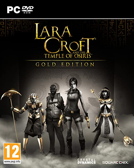 6 opinioni per Lara Croft And The Temple Of Osiris