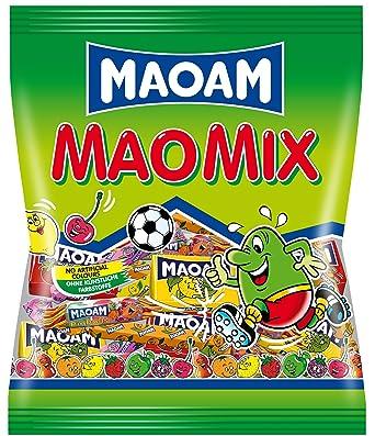 Haribo Maoam maomix, Gominolas gusanos, Stripes, joystixx ...