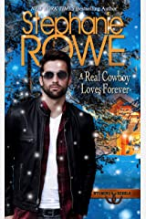 A Real Cowboy Loves Forever (Wyoming Rebels) Kindle Edition