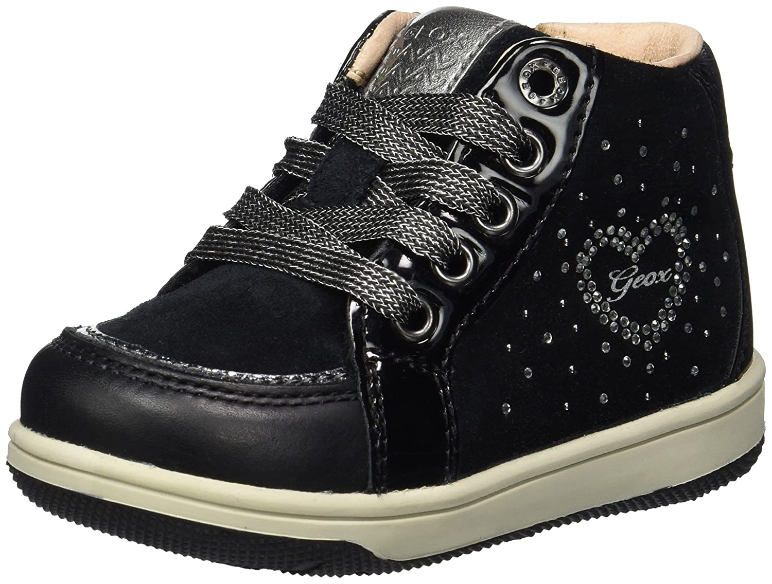 Geox Baby B New Flick Girl D Trainers