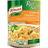 Knorr Rice Side Dish, Creamy Chicken, 5.7 oz