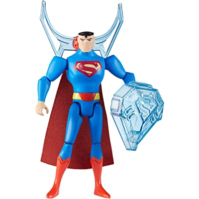 "Mattel DC Justice League Action Superman Figure, 4.5"": Toys & Games"