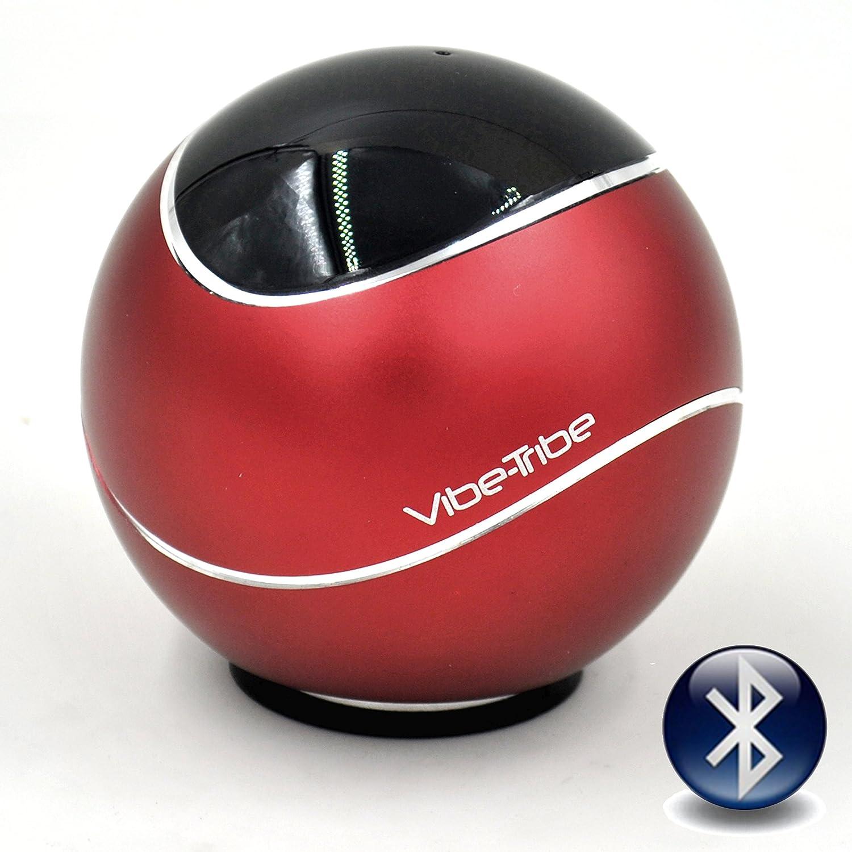 Fraccircircircirco Vibe Tribe 8051566332700 Vibrierender Bluetooth-Lautsprecher f/ür iOS//Android//Windows Smartphone//Tablet//MP3-Player//PC//Klinkenger/ät