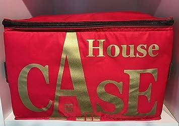 Boite House Case Bensimon rouge taille L: Amazon.fr: Cuisine & Maison